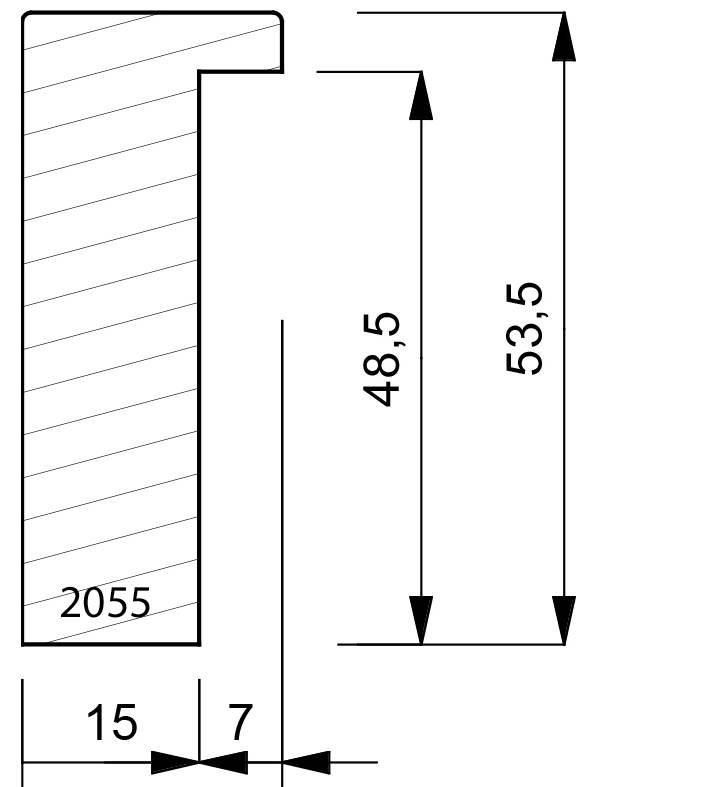 2055-dimensions