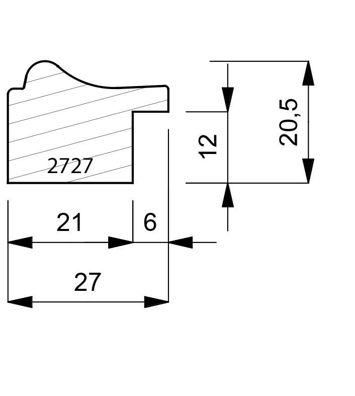 2727-dimensions