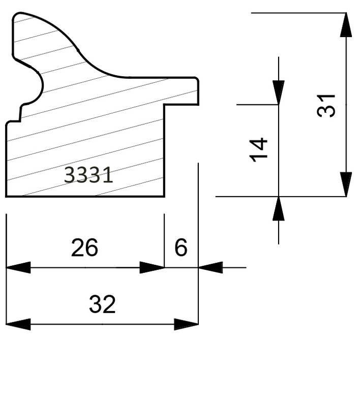 3331-dimensions
