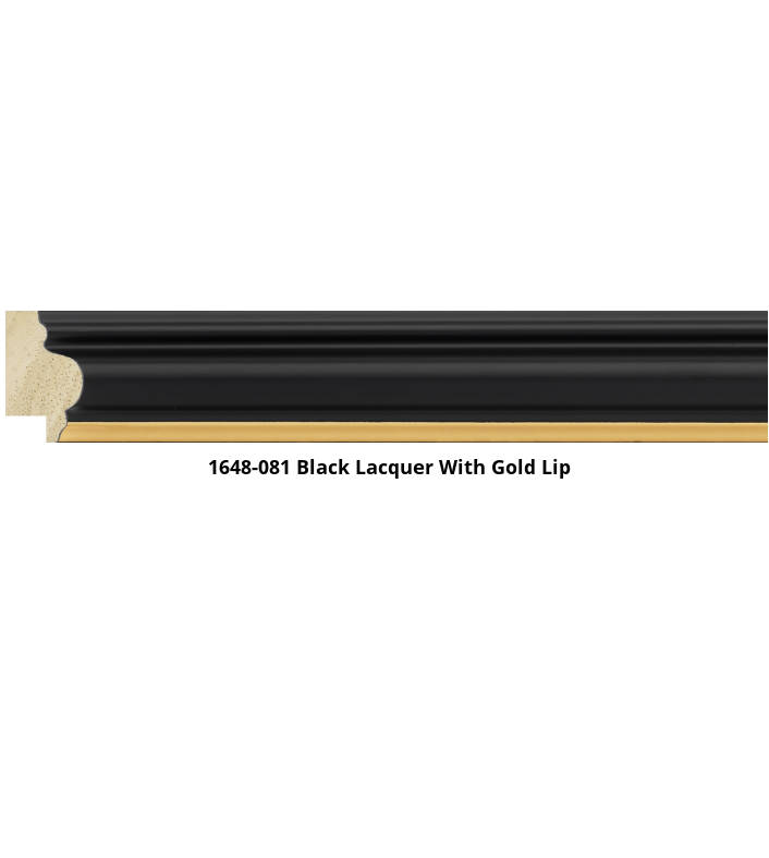 1648 Lacquer Finish Moulding