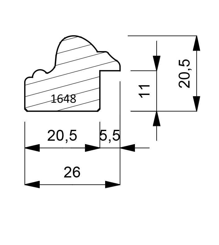 1648-dimensions
