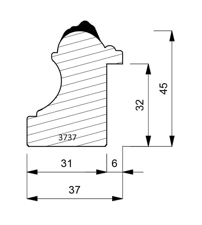 3737-dimensions