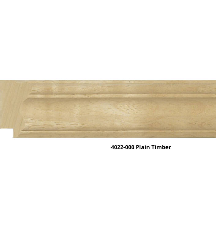 4022 Traditional Shape Moulding