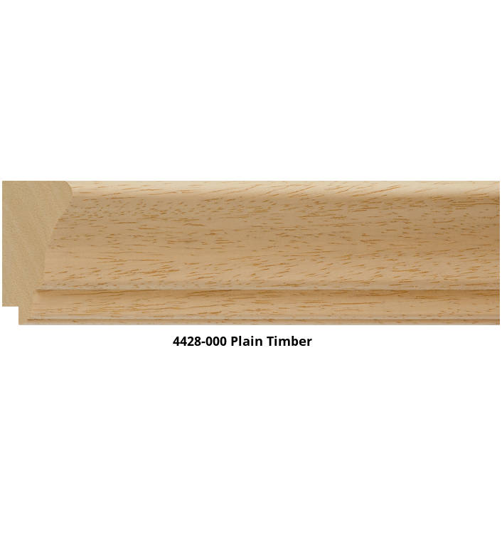 4428 Scoop & Slip Moulding