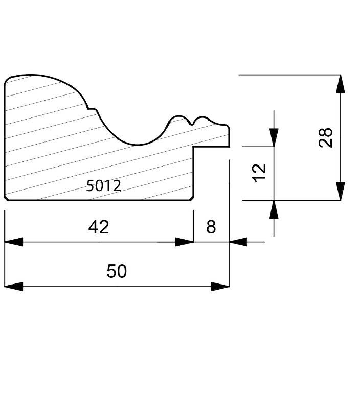 5012-dimensions