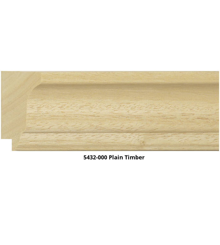 5432 Scoop & Slip Moulding