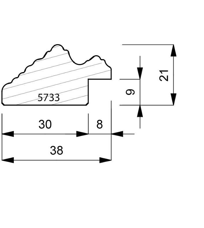 5733-dimensions