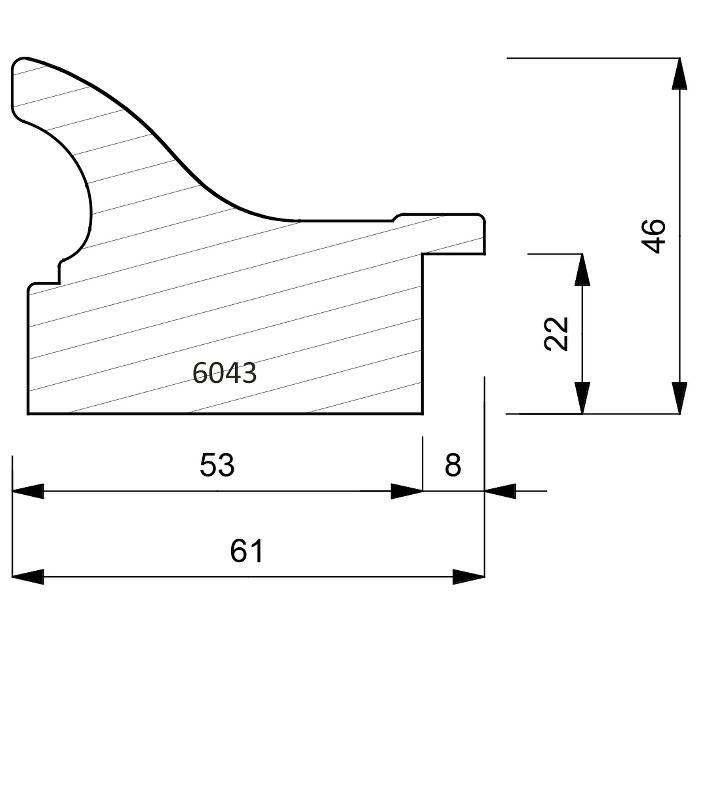 6043-dimensions