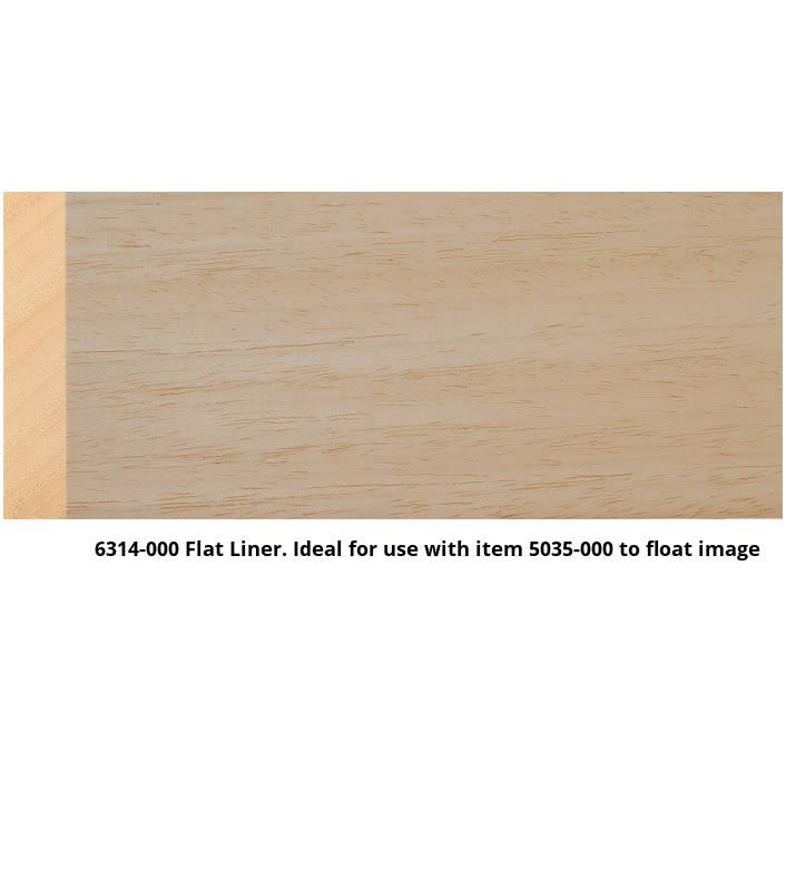 6314 Flat Liner
