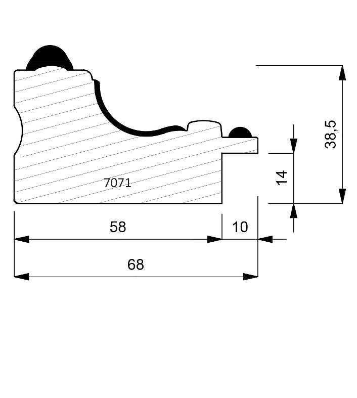7071-dimensions