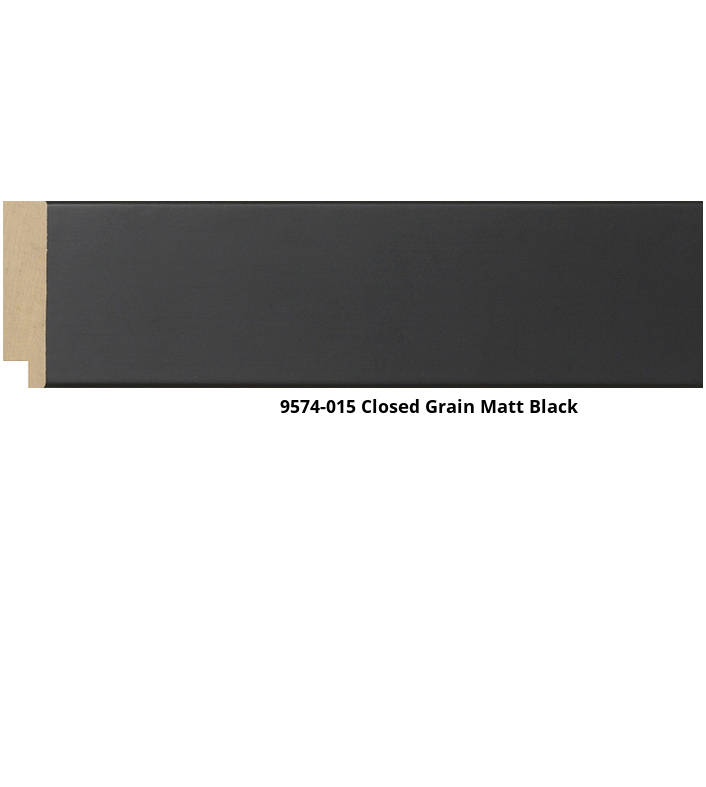 9574 Lacquer Finish Moulding
