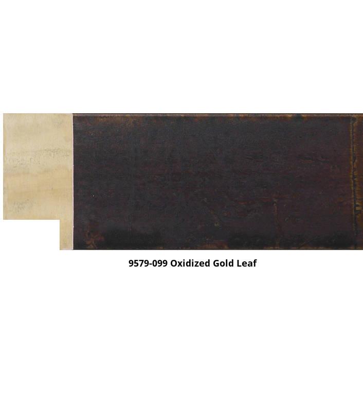 9579 Gold Leaf Moulding