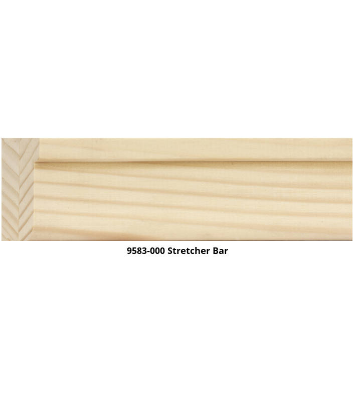 9583 Stretcher Bar