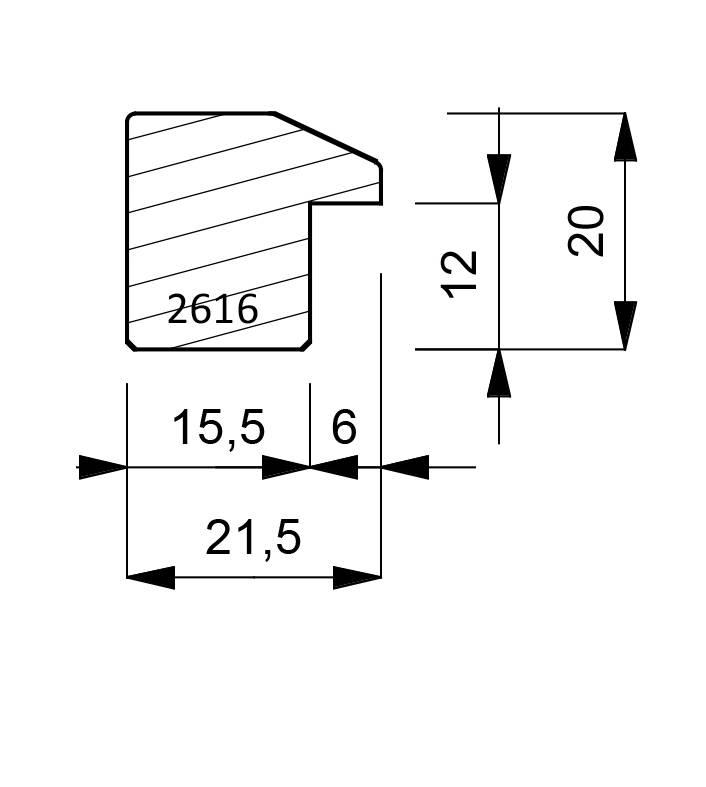 2616 Liner