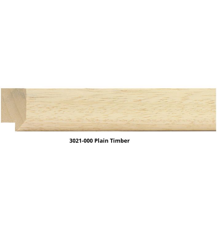 3021 Flat Case Moulding